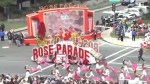 Tournament of Roses parade kicks off new year with pageantry and color