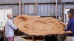 Scientists may have found the world's largest dinosaur footprint