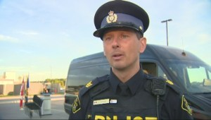 OPP Sgt. Kerry Schmidt updates distracted driving campaign