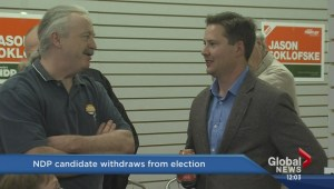 NDP Candidate steps down after assault charge