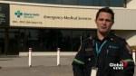 EMS investigated scorpion bite on Calgary bound flight