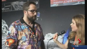 Scientist apologizes for shirt