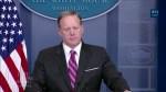 Colbert parodies White House press briefings as soap opera