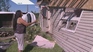 Long Plain residents displaced by tornado damage feeling abandoned and lost
