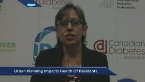 Walkable neighbourhoods are healthier