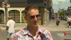 Torontonians celebrate Father's Day