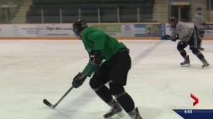 Brothers thrive as teammates on Sherwood Park midget AAA team