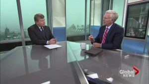 Deficit is biggest word resonating after federal budget: Anderson