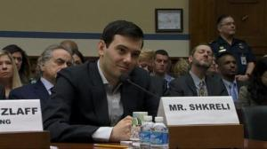 Martin Shkreli dismissed from Congressional hearing after refusing to testify