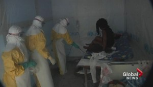 The Ebola crisis in Africa