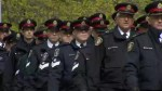 Fallen police officers honoured in Toronto