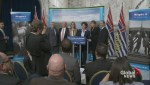 Site C dam: Premier gives the green light