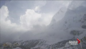 Canadians waiting anxiously to hear from family members visiting Mount Everest