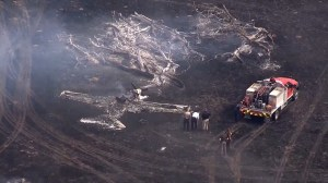 1 dead following plane crash in Oklahoma
