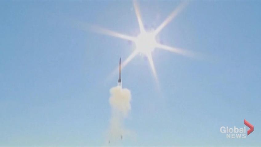 U.S.  carries out historic ballistic missile intercept