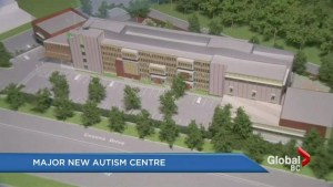 BC is one step closer to major new autism centre