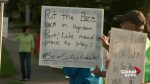 Highland Park residents rally against proposed development