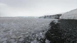 The Big Melt: Antarctica's Retreating Ice