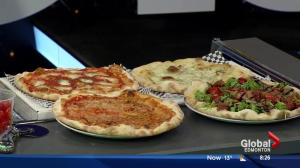 Italian Centre Shop in the Global Kitchen: Making authentic pizza