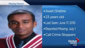 Police searching for missing Edmonton man
