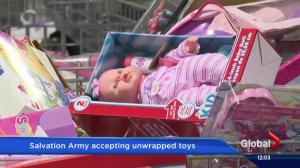 Still time to help Salvation Army's Toy Angel campaign
