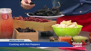 How to cook with hot peppers