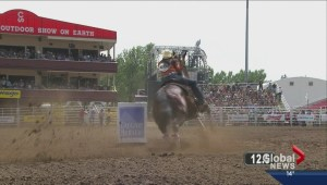 Calgary Stampede Rodeo Results Day 4