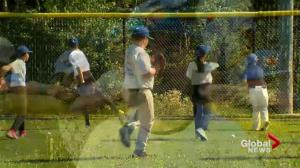 Blue Jays alumni teach skills at Halifax baseball camp