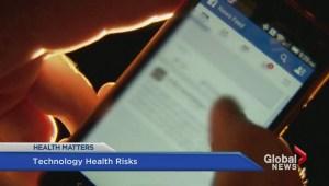 Technology health risks