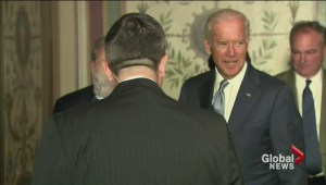 Vice President Joe Biden may run against Clinton in democrat primary