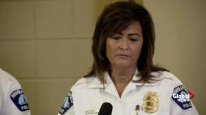 Minnesota police chief says body cameras should have been on during fatal shooting of Australian woman