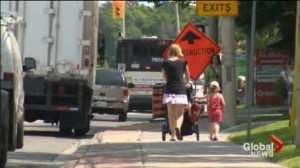 Leaside residents cool on idea of bottlenecking traffic, plan to launch sign campaign to slow through traffic down