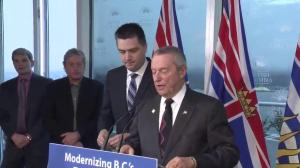 Province announces changes to modernize B.C. taxi industry