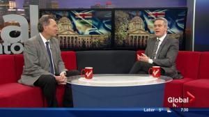Alberta PC leadership candidate Richard Starke