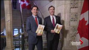 Federal government making tax changes