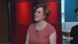 Molly Ringwald has high expectations for 'Raising Expectations'