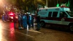 Survivor of Colombia plane crash taken to hospital