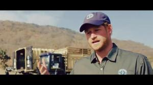 Prince Harry visits national park in Malawi to raise awareness of conservation efforts