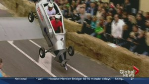Soap box race comes to Montreal