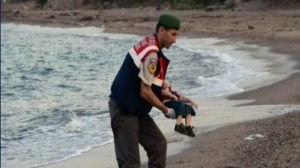 Tima Kurdi fears Paris attacks could worsen refugee crisis