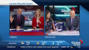 Morning News playoff wager