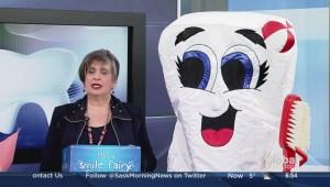 Saskatoon Health Region smile drive