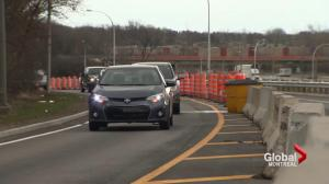 Fixing the Sainte-Anne-de-Bellevue overpass
