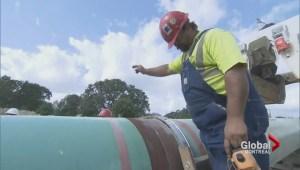 TransCanada scraps Energy East Pipeline