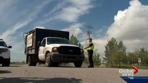 Police looking for unsafe loads
