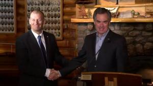 Premier JIm Prentice announces PC candidates for upcoming byelections