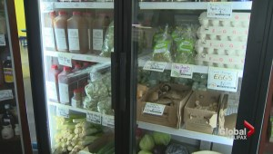 Rising food costs and buying local