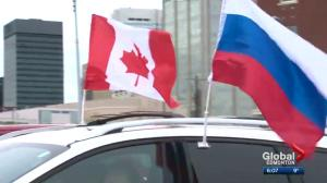 Edmonton's russian community marks Victory Day