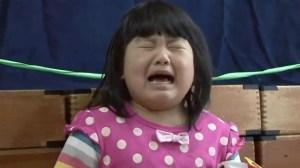 Melon Bear mascot terrifies children in Japanese daycare