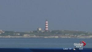Halifax council Oct. 21: surplus lighthouses